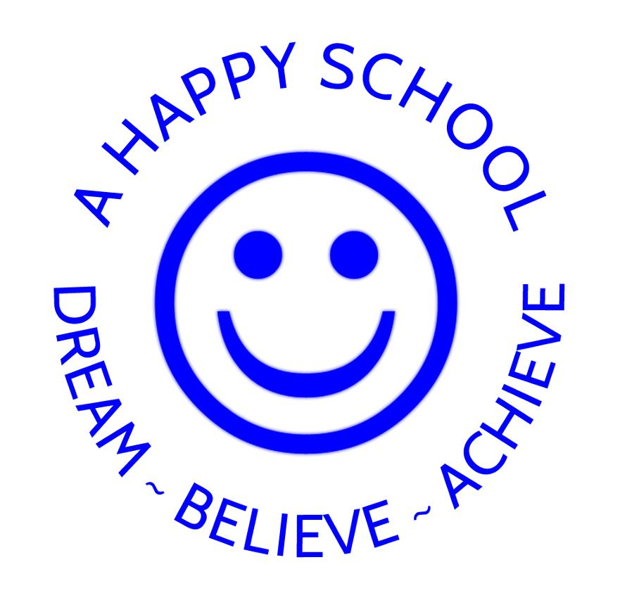 BLUE-circle-happy-school